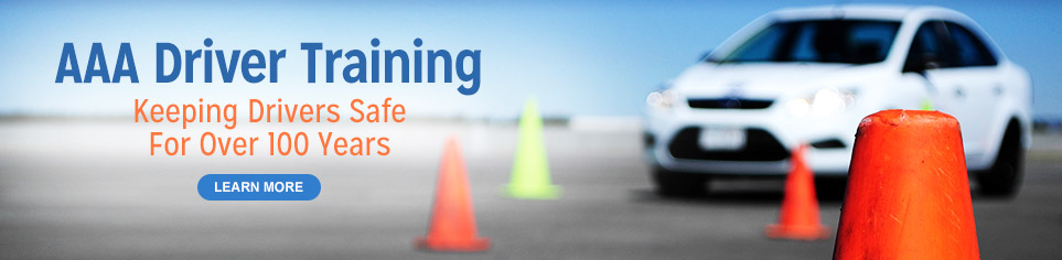 AAA Driver Training. Keeping Drivers Safe For Over 100 Years. Learn More.